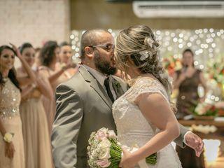 O casamento de Carol e Querilson 2