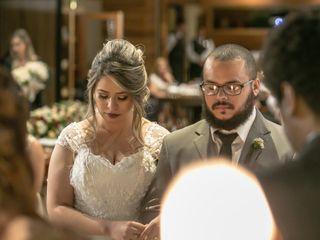 O casamento de Carol e Querilson