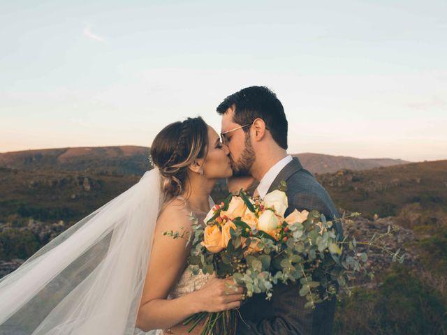 O casamento de Cássia e Carlos