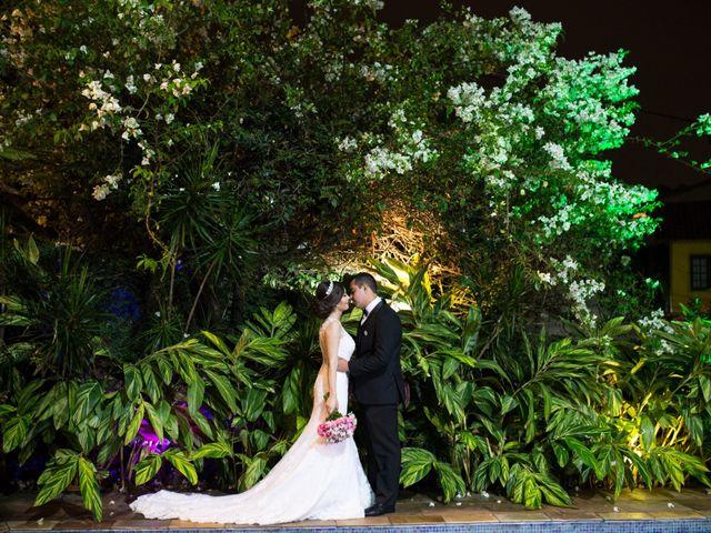 O casamento de Millena e Antonio