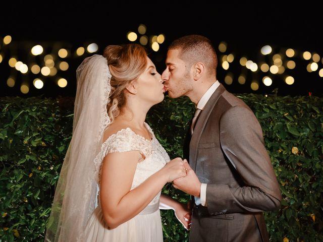 O casamento de Larissa e Renato