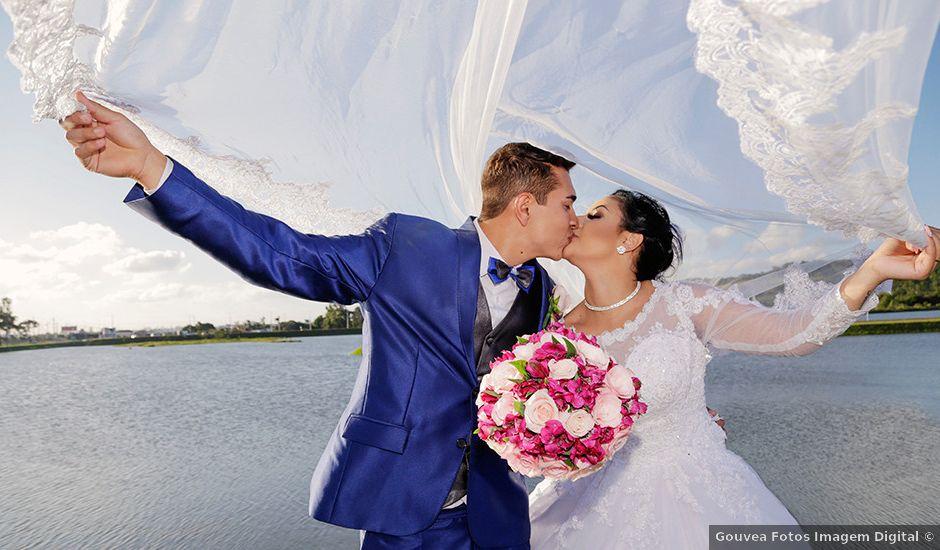 O casamento de Jonhatan e Letícia em Pinhais, Paraná