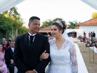 O casamento de Iasmin e Rodolfo