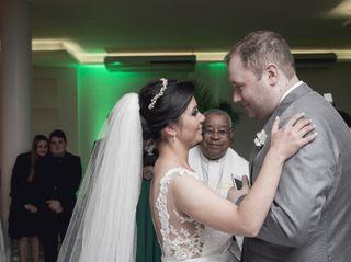 O casamento de Diogo e Rita