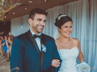 O casamento de Joselaine  e Thiago