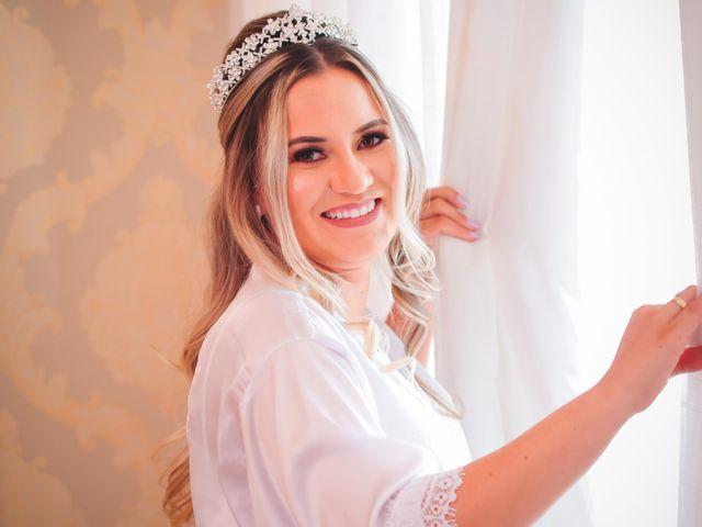 O casamento de Marcos e Tatiana em Aragoiânia, Goiás 9