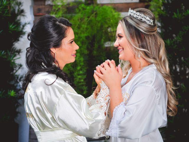 O casamento de Marcos e Tatiana em Aragoiânia, Goiás 12