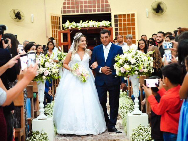 O casamento de Marcos e Tatiana em Aragoiânia, Goiás 16