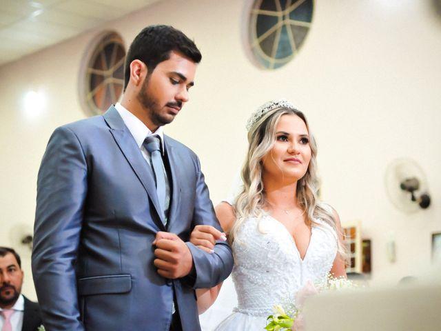 O casamento de Marcos e Tatiana em Aragoiânia, Goiás 18