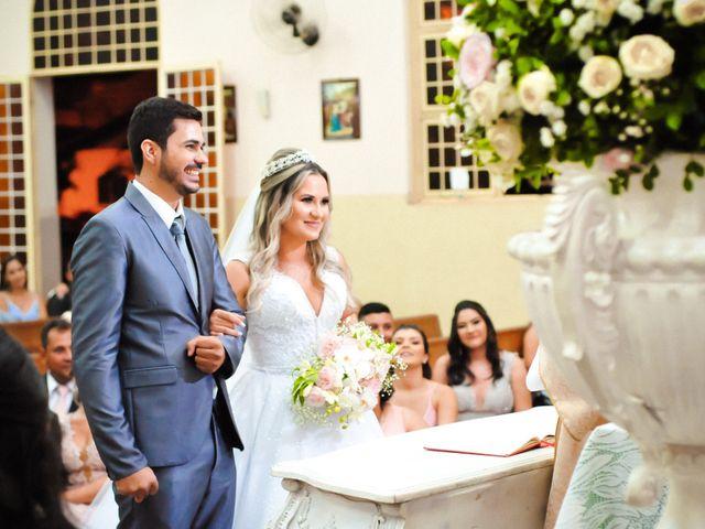 O casamento de Marcos e Tatiana em Aragoiânia, Goiás 22