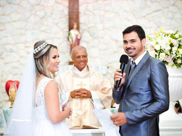 O casamento de Marcos e Tatiana em Aragoiânia, Goiás 28