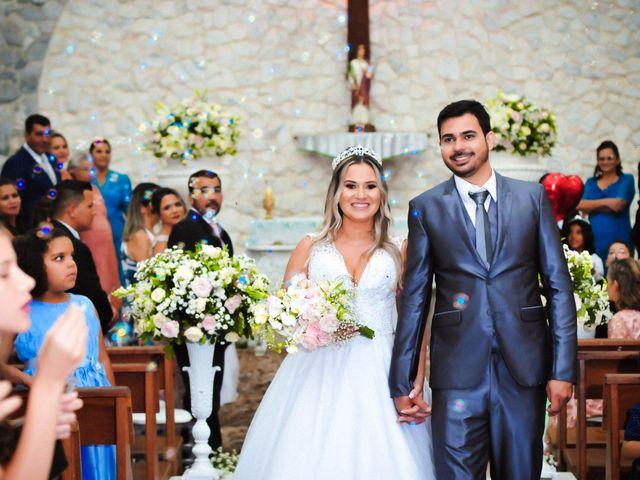 O casamento de Marcos e Tatiana em Aragoiânia, Goiás 29