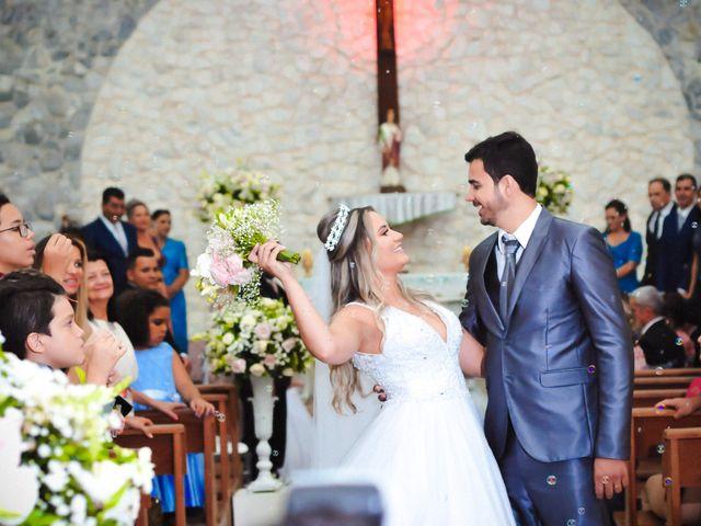 O casamento de Marcos e Tatiana em Aragoiânia, Goiás 30