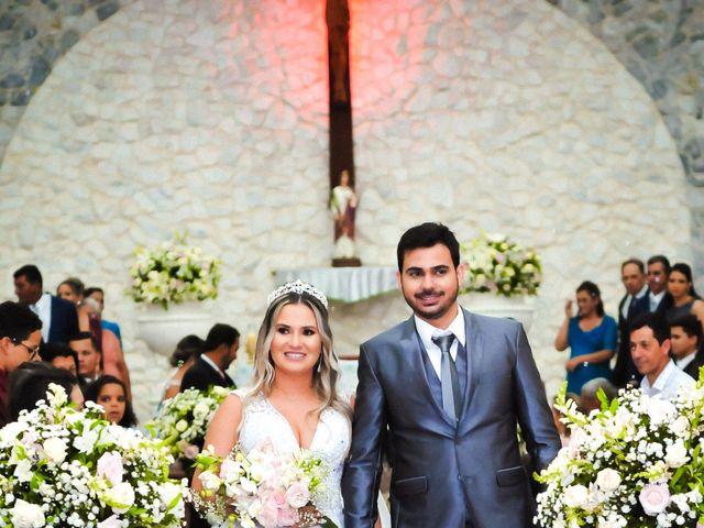 O casamento de Marcos e Tatiana em Aragoiânia, Goiás 31