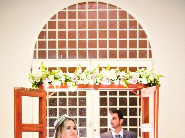 O casamento de Marcos e Tatiana em Aragoiânia, Goiás 34