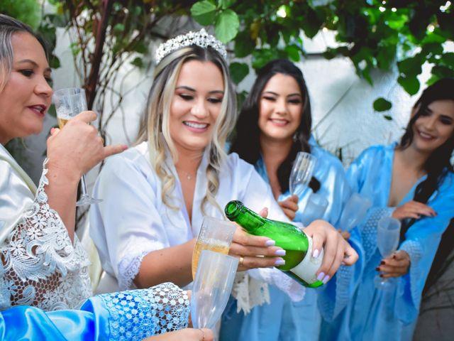 O casamento de Marcos e Tatiana em Aragoiânia, Goiás 45