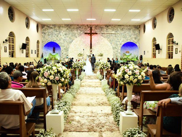 O casamento de Marcos e Tatiana em Aragoiânia, Goiás 46