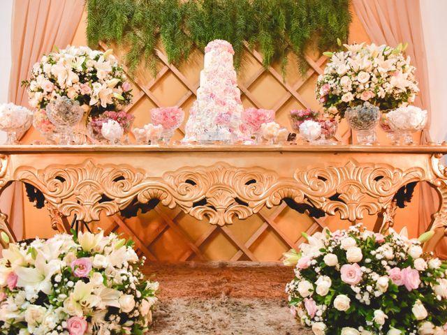 O casamento de Marcos e Tatiana em Aragoiânia, Goiás 52