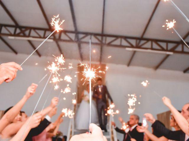 O casamento de Marcos e Tatiana em Aragoiânia, Goiás 53