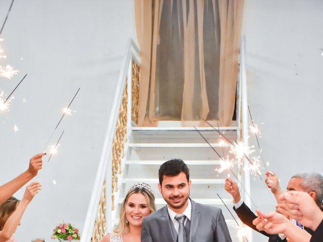 O casamento de Marcos e Tatiana em Aragoiânia, Goiás 55