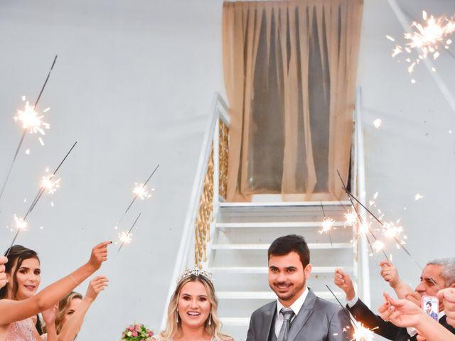O casamento de Marcos e Tatiana em Aragoiânia, Goiás 56
