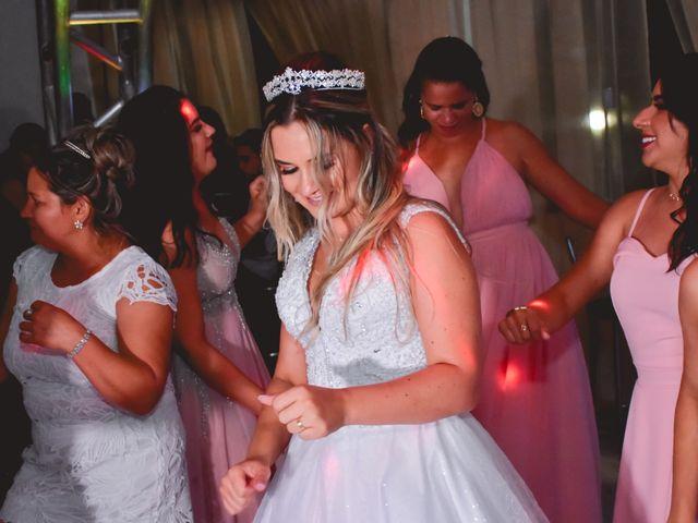 O casamento de Marcos e Tatiana em Aragoiânia, Goiás 58