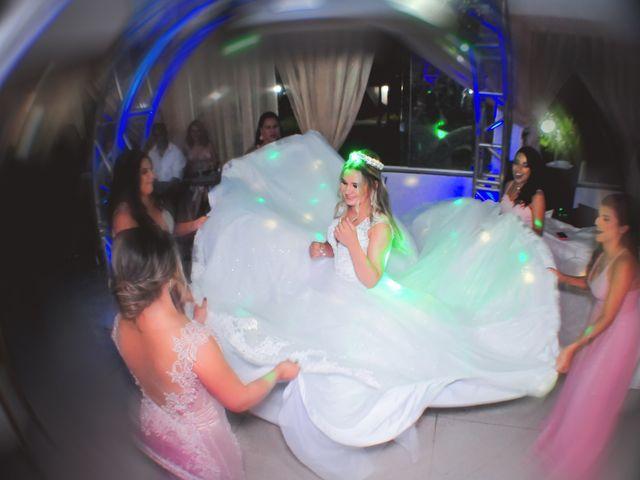 O casamento de Marcos e Tatiana em Aragoiânia, Goiás 59