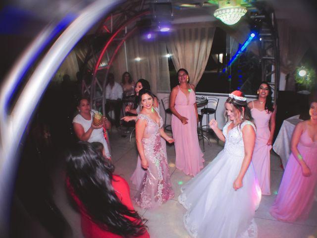O casamento de Marcos e Tatiana em Aragoiânia, Goiás 61