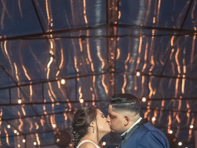 O casamento de Beatriz e Maick