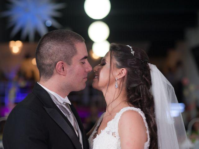 O casamento de Vivian e Tiago