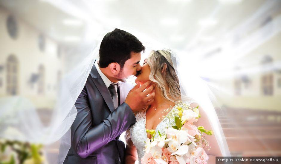 O casamento de Marcos e Tatiana em Aragoiânia, Goiás
