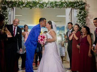 O casamento de Layna  e Luis Henrique