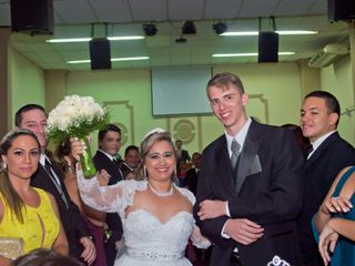 O casamento de Tainá e Weslley