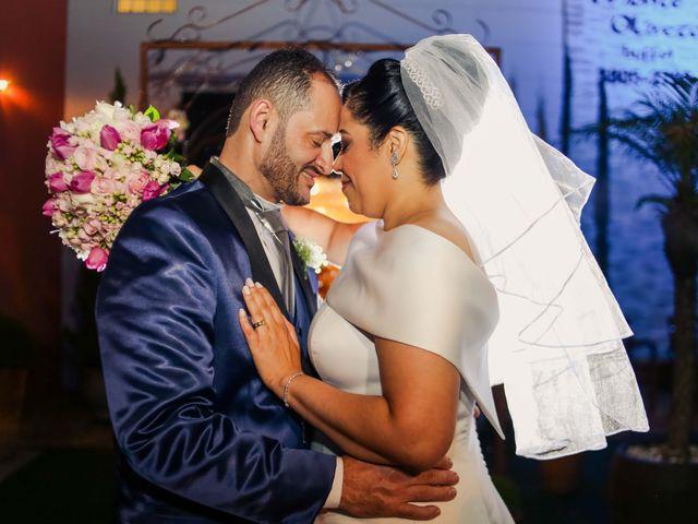 O casamento de Luciana e André