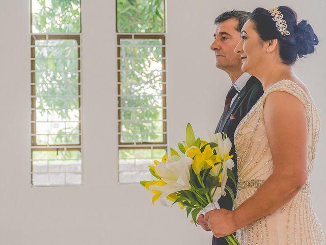 O casamento de Salete e Neri