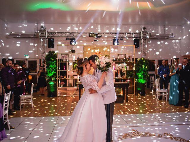 O casamento de Cris e Émerson