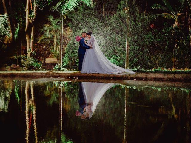 O casamento de Milena e Ygor