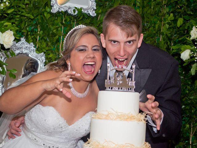 O casamento de Weslley e Tainá em Rio de Janeiro, Rio de Janeiro 1