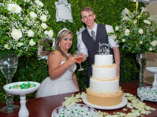 O casamento de Weslley e Tainá em Rio de Janeiro, Rio de Janeiro 2