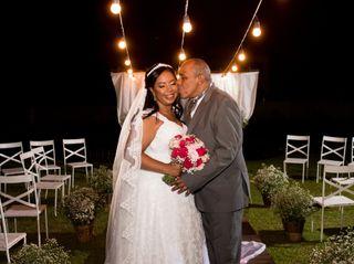 O casamento de Renata e Marcos
