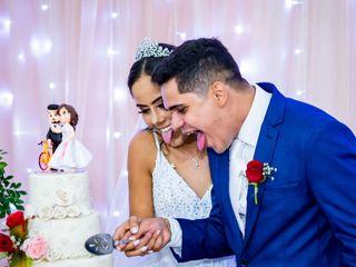O casamento de Emanuela  Barros  e Raul pires