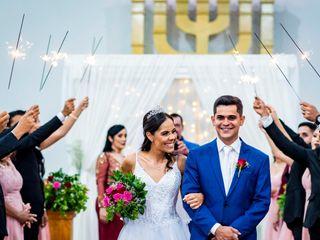 O casamento de Emanuela  Barros  e Raul pires 2