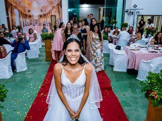 O casamento de Emanuela  Barros  e Raul pires 3