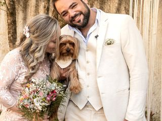O casamento de Roberta e Thiago