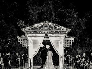 O casamento de Natália e Edvandro