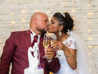 O casamento de Fabiana e Felix