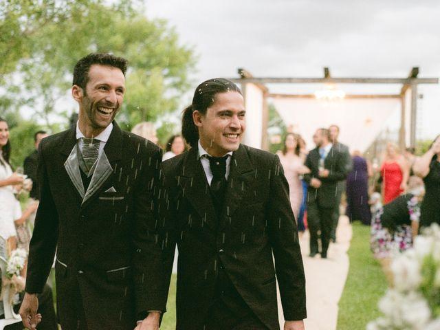 O casamento de Rui e Diego