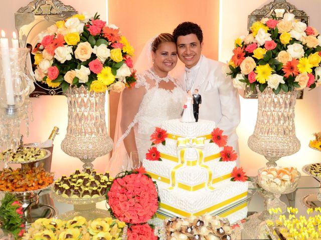 O casamento de Joice e Alison