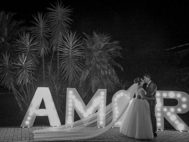 O casamento de Sabrina e Fernando