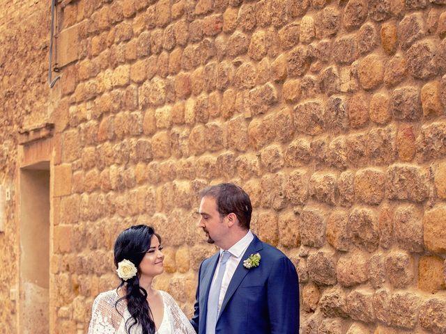 O casamento de Marina e Lorenzo